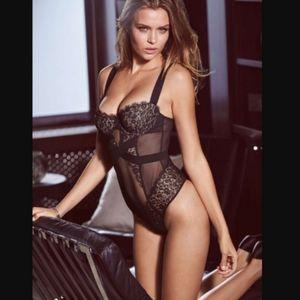Victoria's Secret lace body